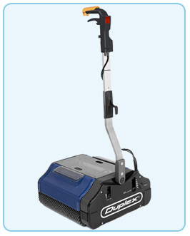 Popular floor scrubber for contract cleaners and cleaning companies